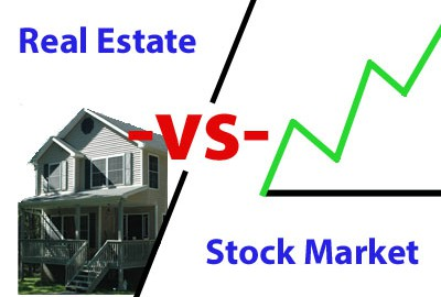 Stock Market Or Real Estate